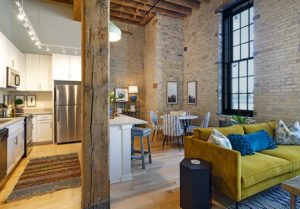 Timber Lofts - Adaptive Reuse Project Reimagined with Mass Timber